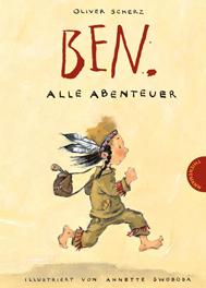 Ben_alle Abenteuer_Cover